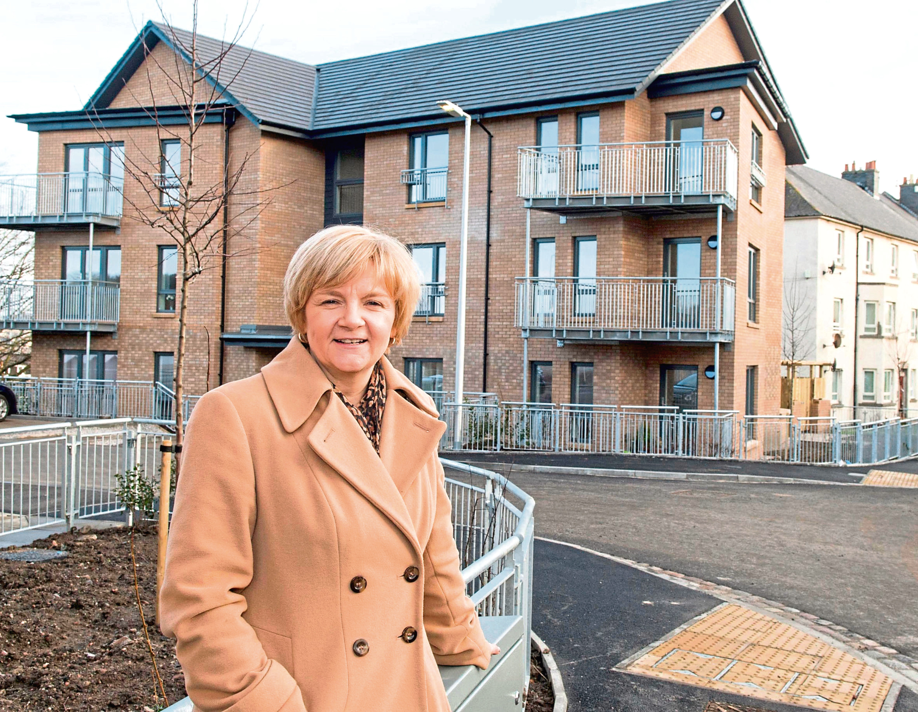 Aberdeen City Council's co-leader Jenny Laing wants more government promises over housing cash