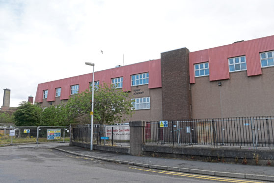 The former Torry Academy building