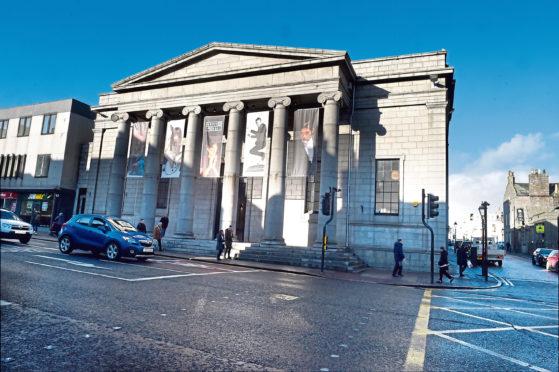 The Aberdeen Music Hall