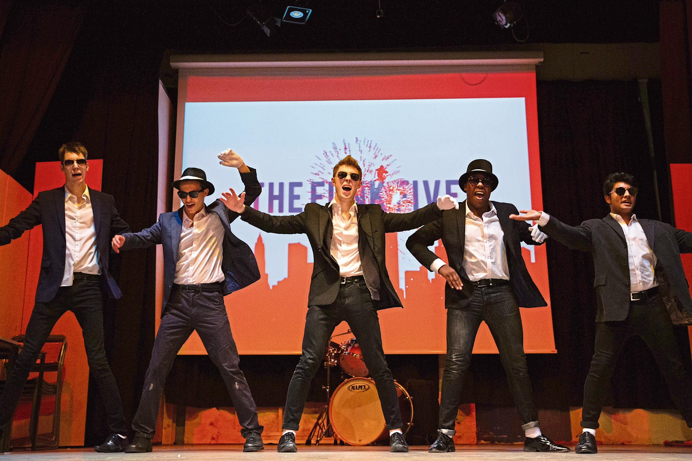 The Funk Five