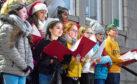 Shazam Theatre Group sing carols