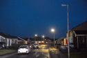 Residents in Cove have raised fears over dozens of broken street lights and council bosses have said it could take 30 days before they are repaired