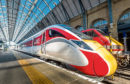 The new Azuma service in London