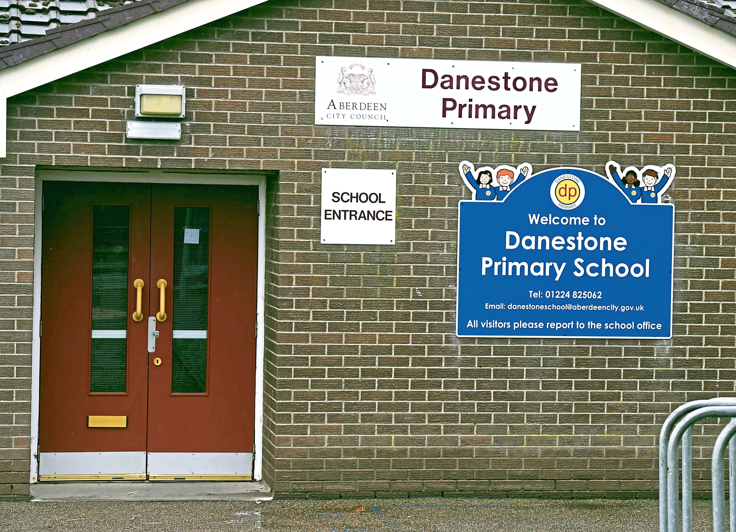 Plans have been submitted to create a new nursery at Danestone Primary School