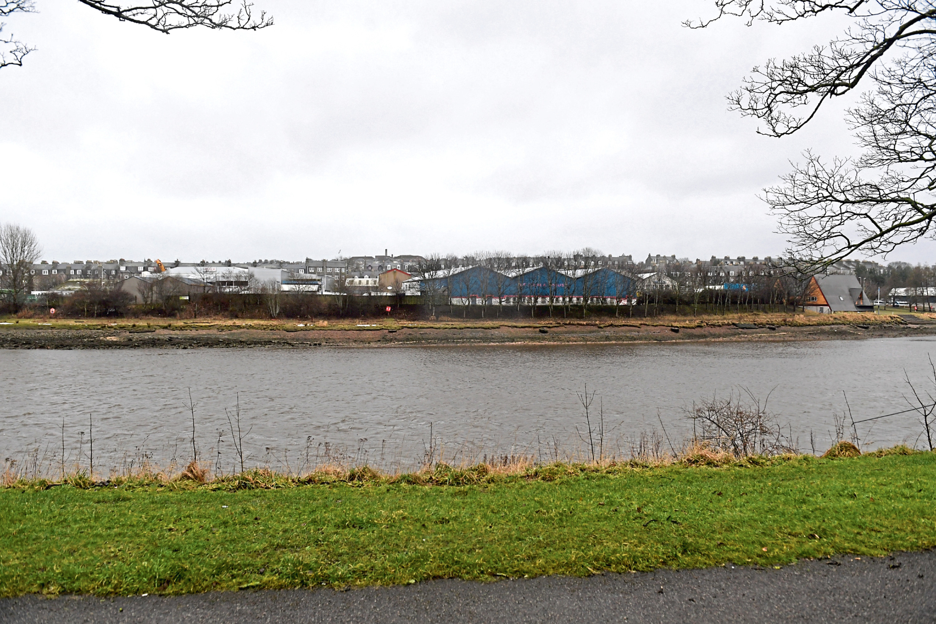 A residentential development is planned for the waterfront, promising to 'revitalise' the area