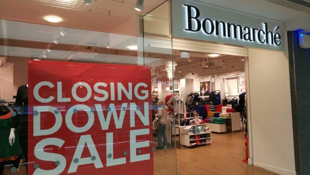 Bonmarche in Aberdeen's Bon Accord is closing down