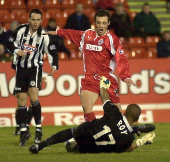 Aberdeen attack.