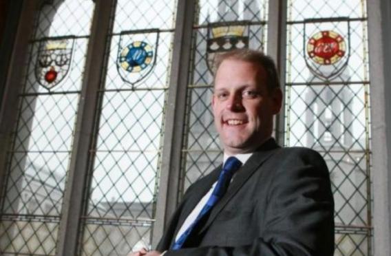 Neil McLennan from Aberdeen University