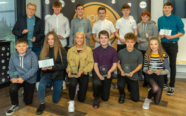 Some of this year's Home Delivery Awards