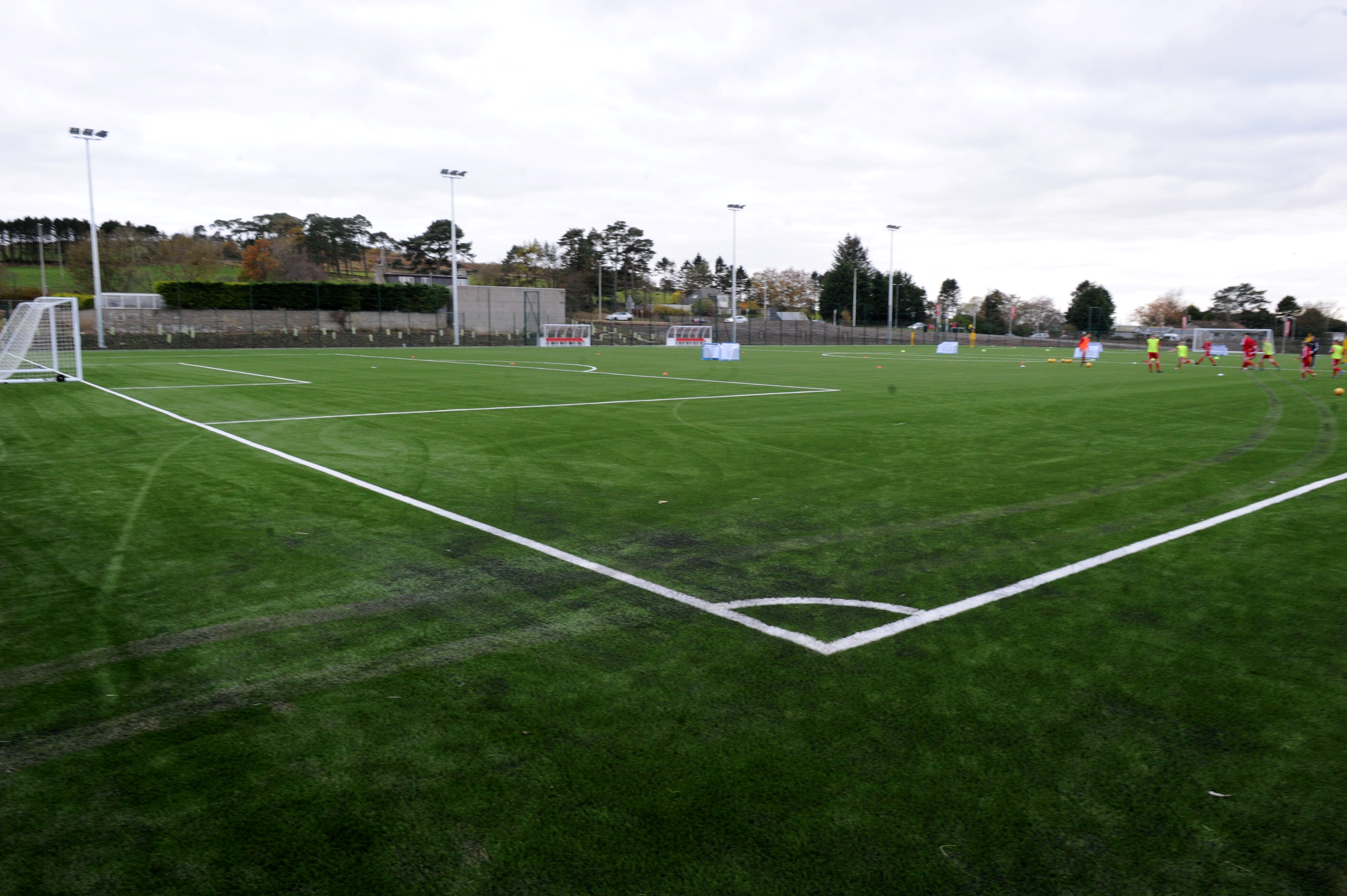 "The ""bubble"" relies on players following the rules away from Cormack Park."