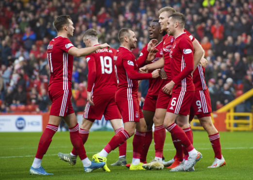 Aberdeen have yet to score from open play this year.
