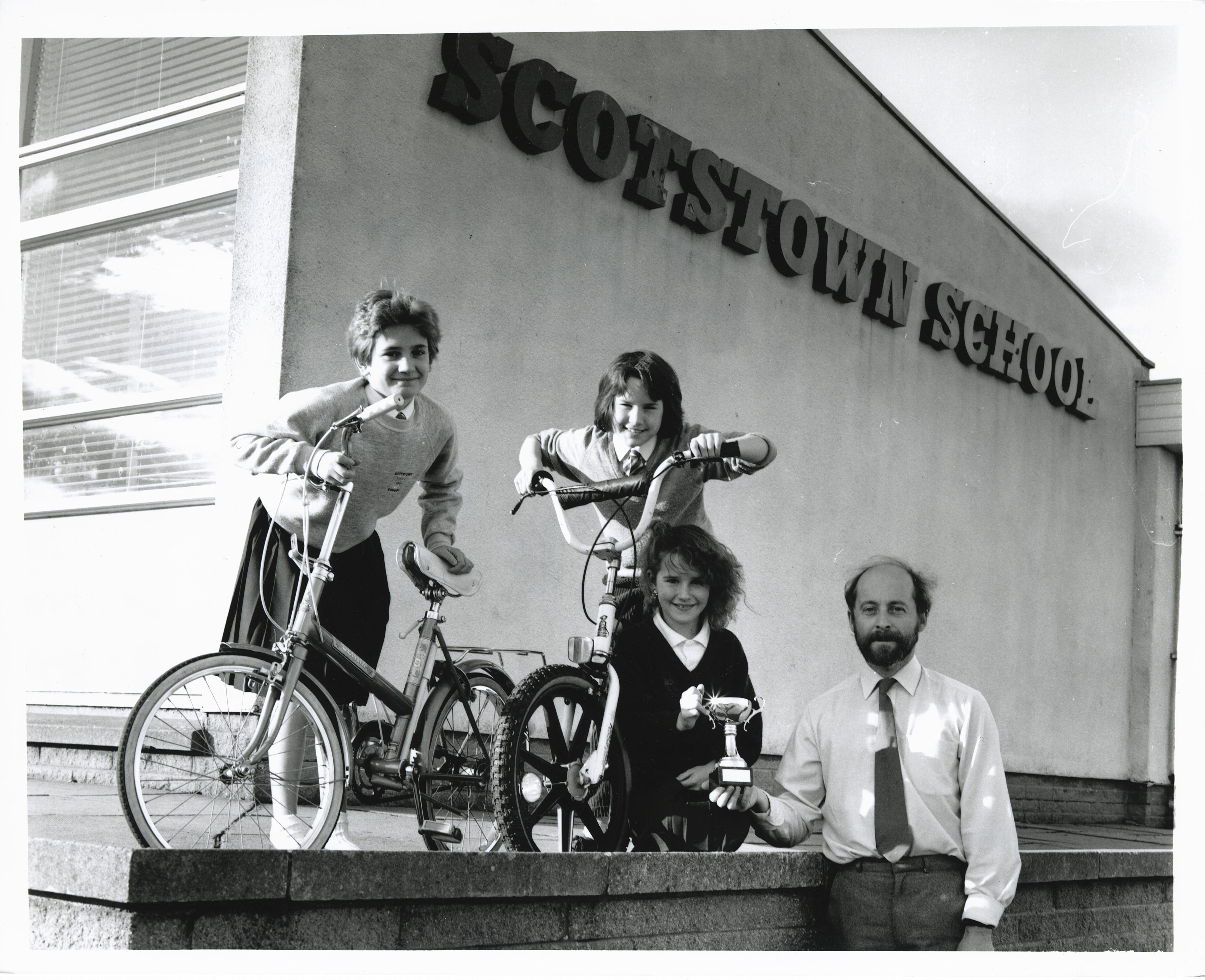 Scotstown School