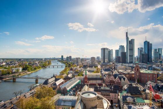 The event will take place in Frankfurt