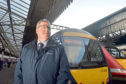 Scotrail operations director David Simpson