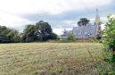 The mini transport hub will be built at Chapelpark, Oldmeldrum