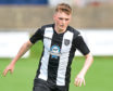 Fraserburgh player Aidan Combe. Picture by Colin Rennie