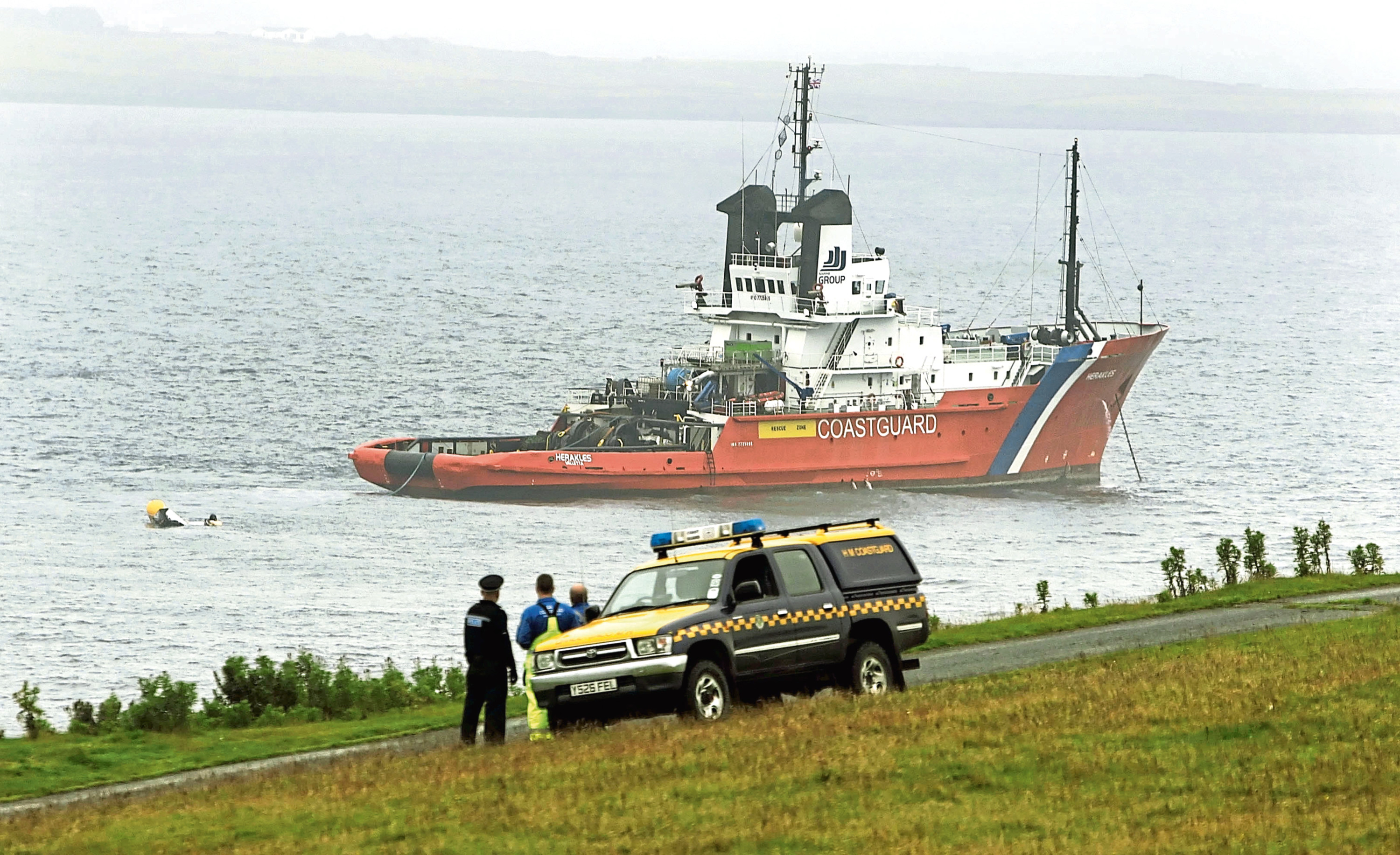 The Eurocopter AS332 Super Puma helicopter crashed on approach to Sumburgh Airport on August 23, 2013.