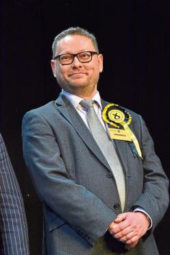 Gordon MP Richard Thomson