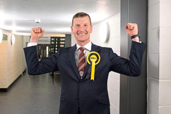 Angus MP Dave Doogan