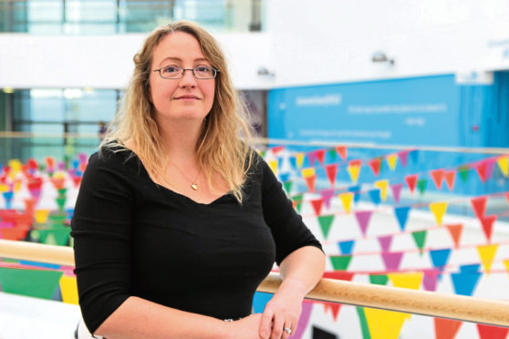Jo-Anne Tait Academic strategic lead in the School of Engineering at RGU,