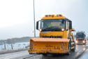 Gritters have been out across the region
