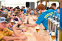 Thousands of people visited the Midsummer Beer Happening in June