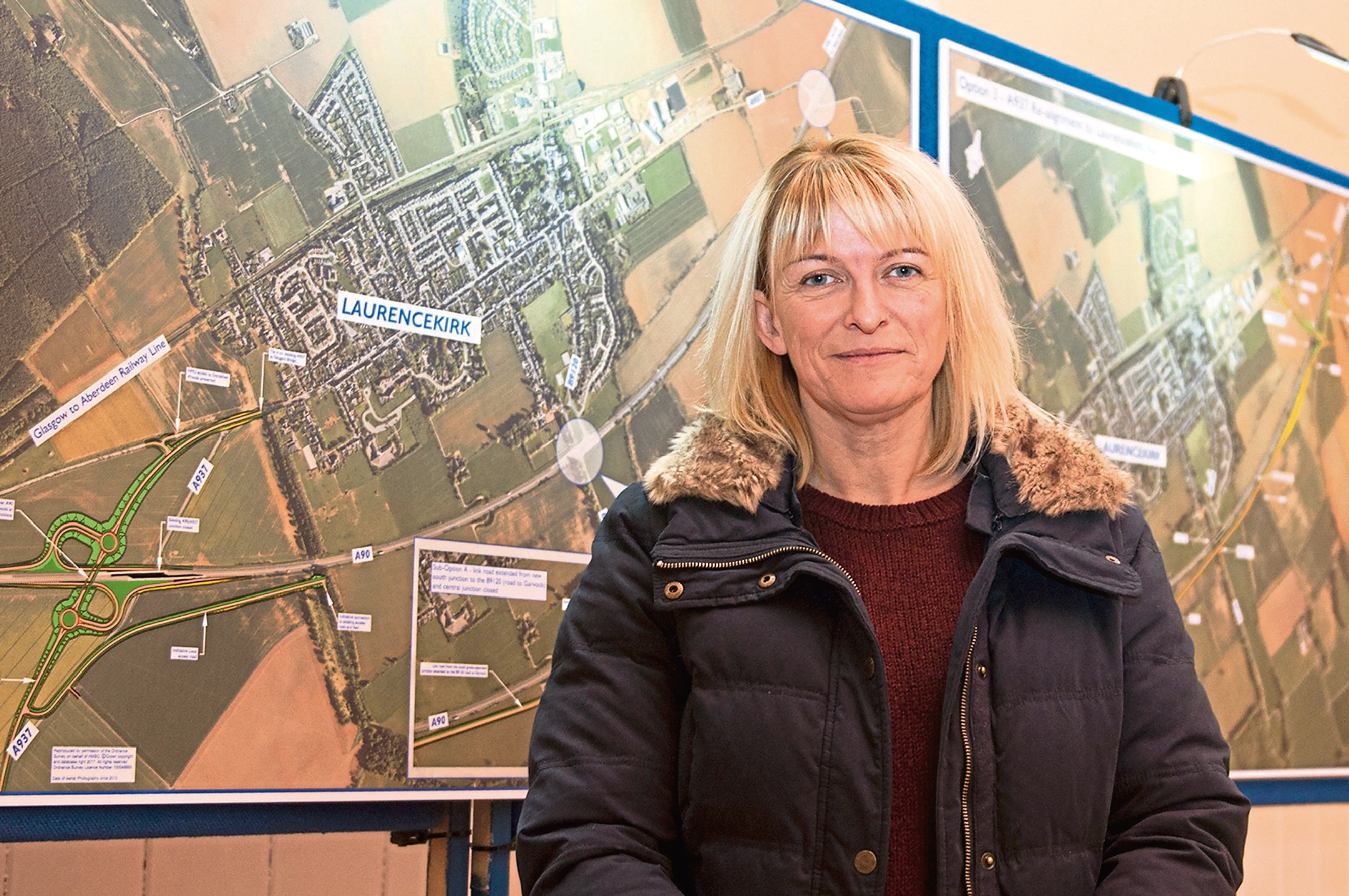 Campaigner Jill Fotheringham welcomed the progress but said she would like to see things happening more quickly