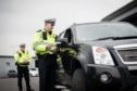 Officers will be carrying out free car safety checks in the community.