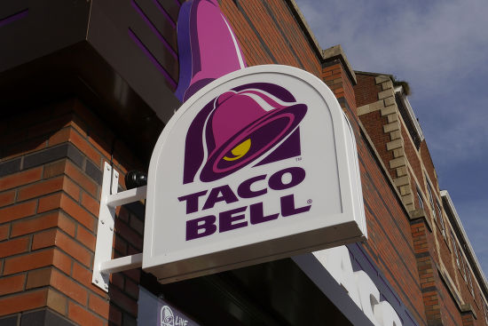 A Taco Bell is set to open on  Union Street