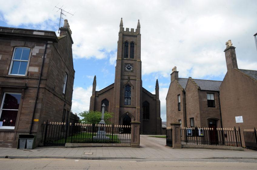 Arbuthnott Parish Church