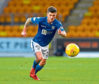 New Aberdeen signing Matty Kennedy in action for St Johnstone.