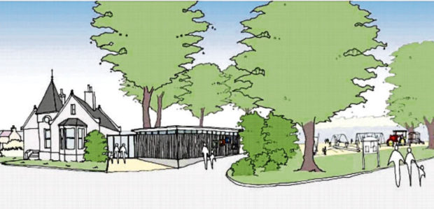 How the Duthie Park nursery could look