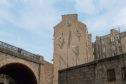 Work by Anders Gjennestad aka Strok on Rosemount Viaduct