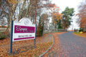 Spynie Care Home in Elgin