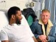 Solo in hospital with Ben Stokes