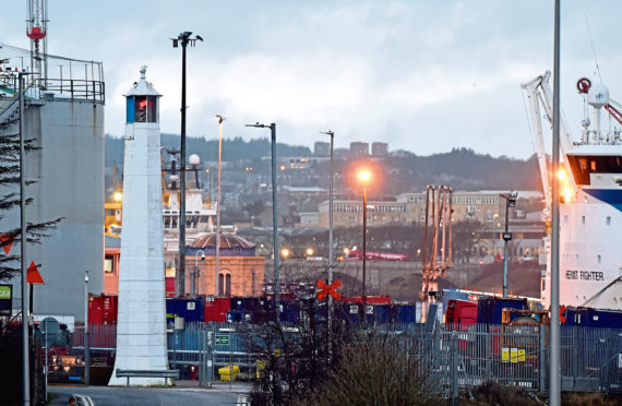 Aberdeen Harbour leading lists awarded B-List status for their historical significance.