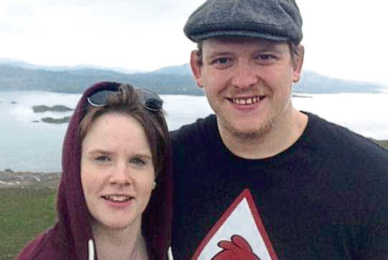 Pamela and Glenn Whyte managed to arrange their wedding in eight days after his condition worsened