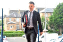 Aberdeen's director of football operations Steven Gunn.