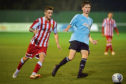 Aaron Norris, left, rejoined Formartine last year.