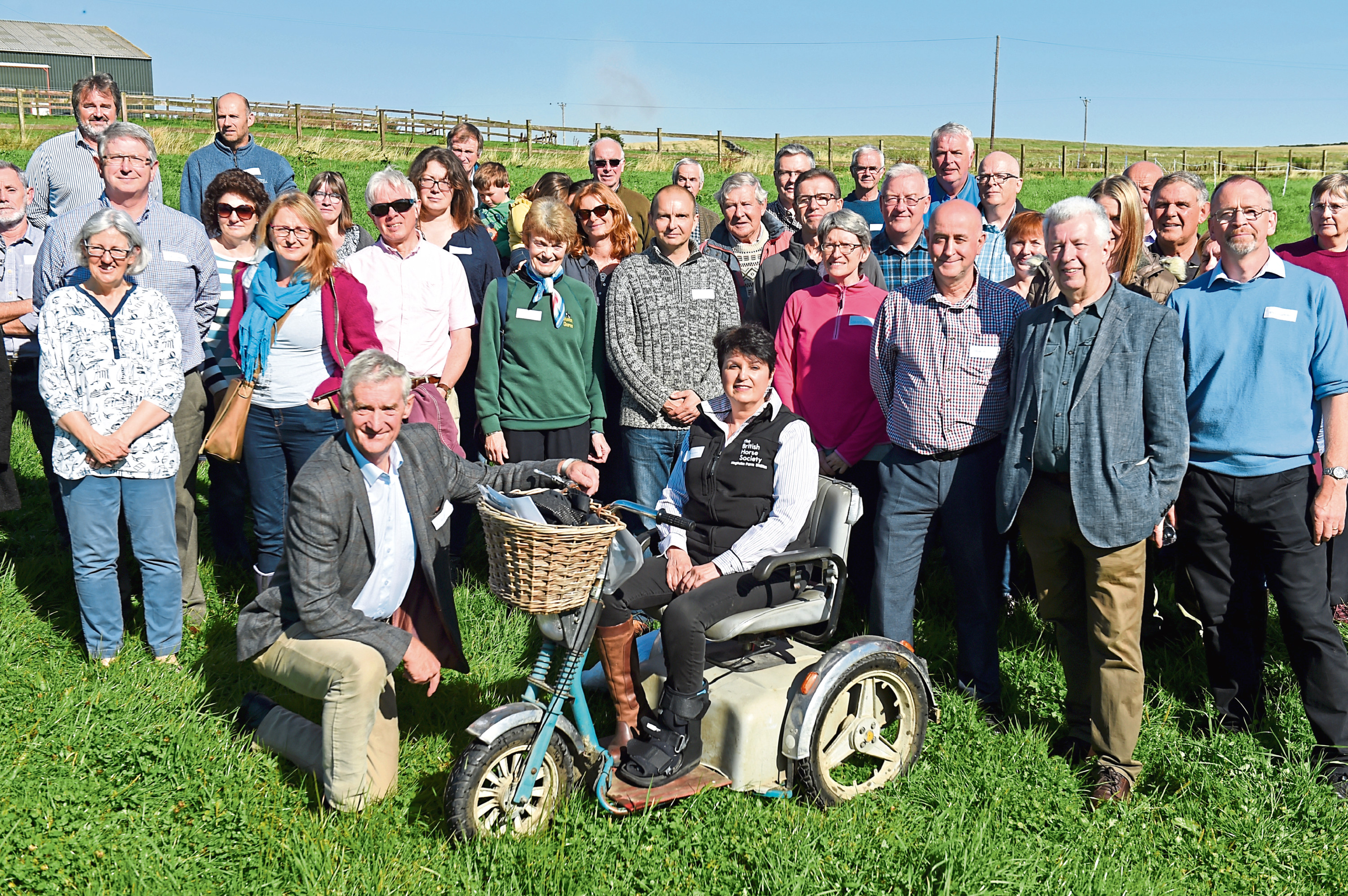 The A96 Action group hopes the current road can be dualled