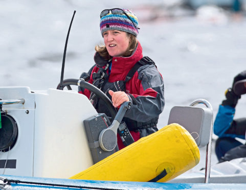Robyn Phillip Local Sailors Shortlisted in National Awards for Sailing