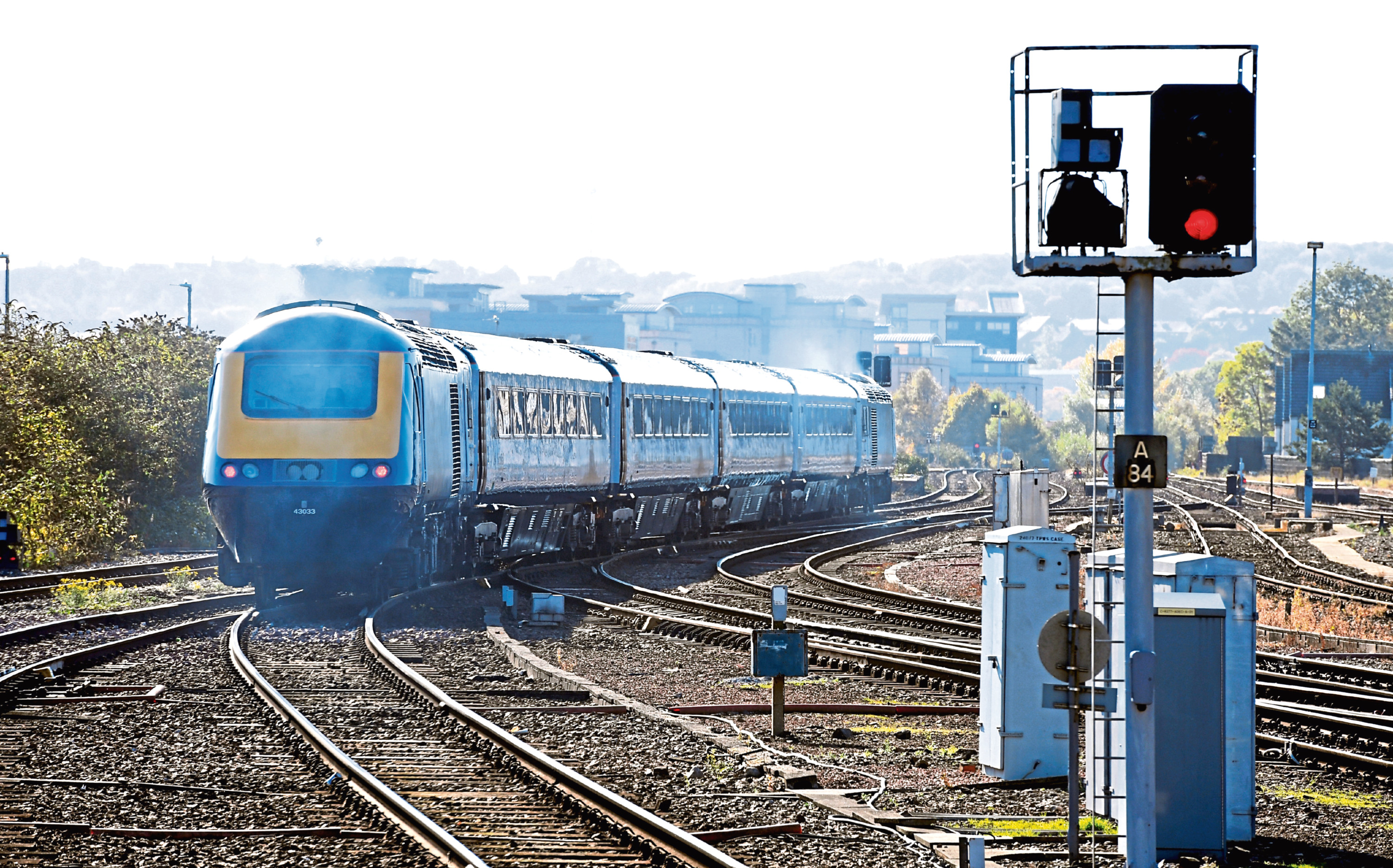 Passenger numbers in the north-east have dropped by more than 2 million in the last 5 years