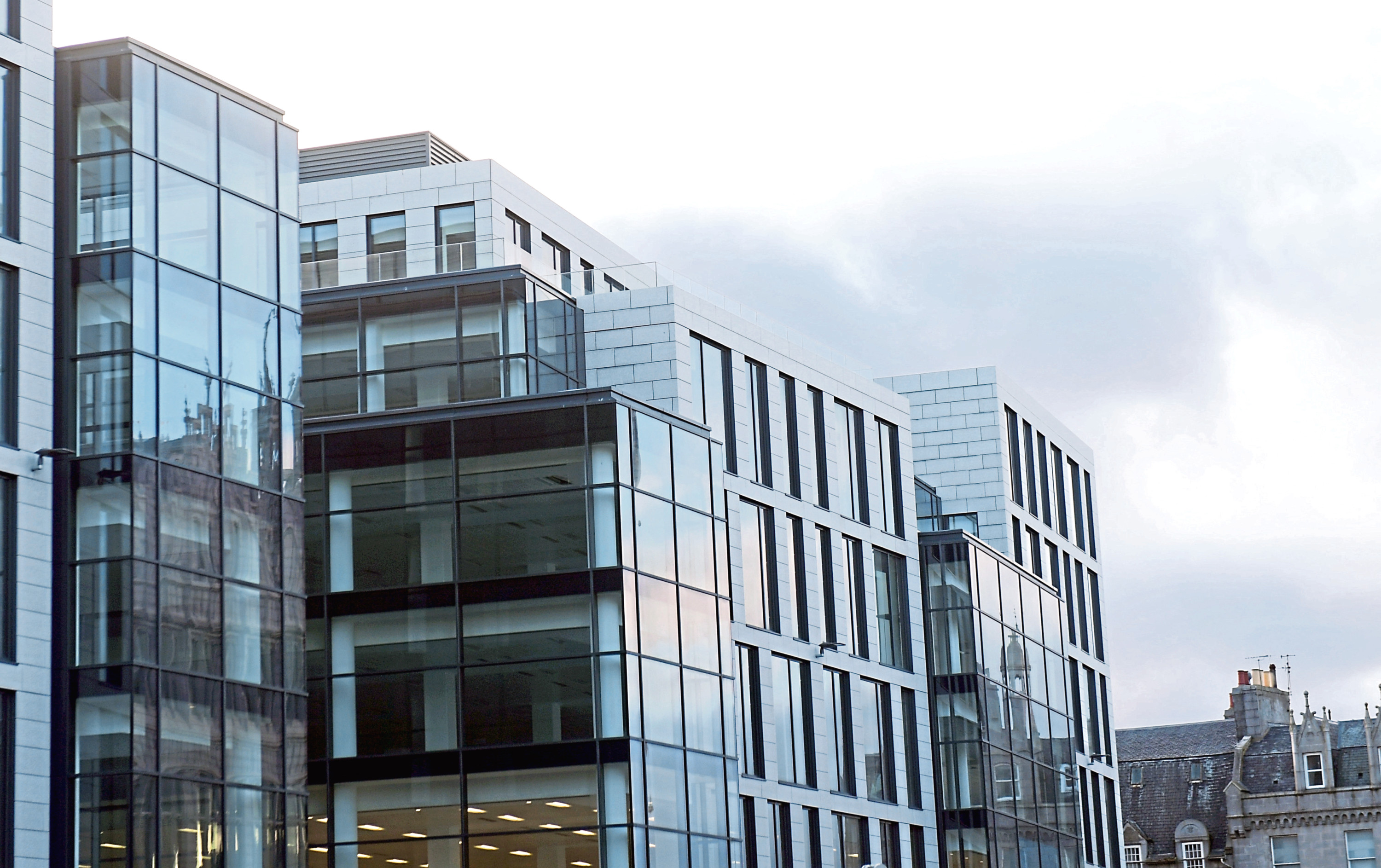 The firm will be moving into 2 Marischal Square