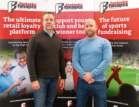 Brian Pahlman, Club Sport Aberdeen and Barry Munro