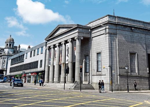 Aberdeen's Music Hall