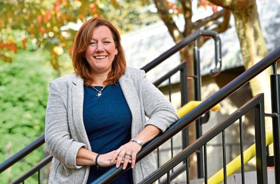 Dr Lynne Taylor at CAMHS, Links unit