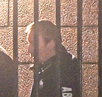 Pawel Kiszczak walked into Queen Street police station and asked for car keys before accessing an insecure vehicle