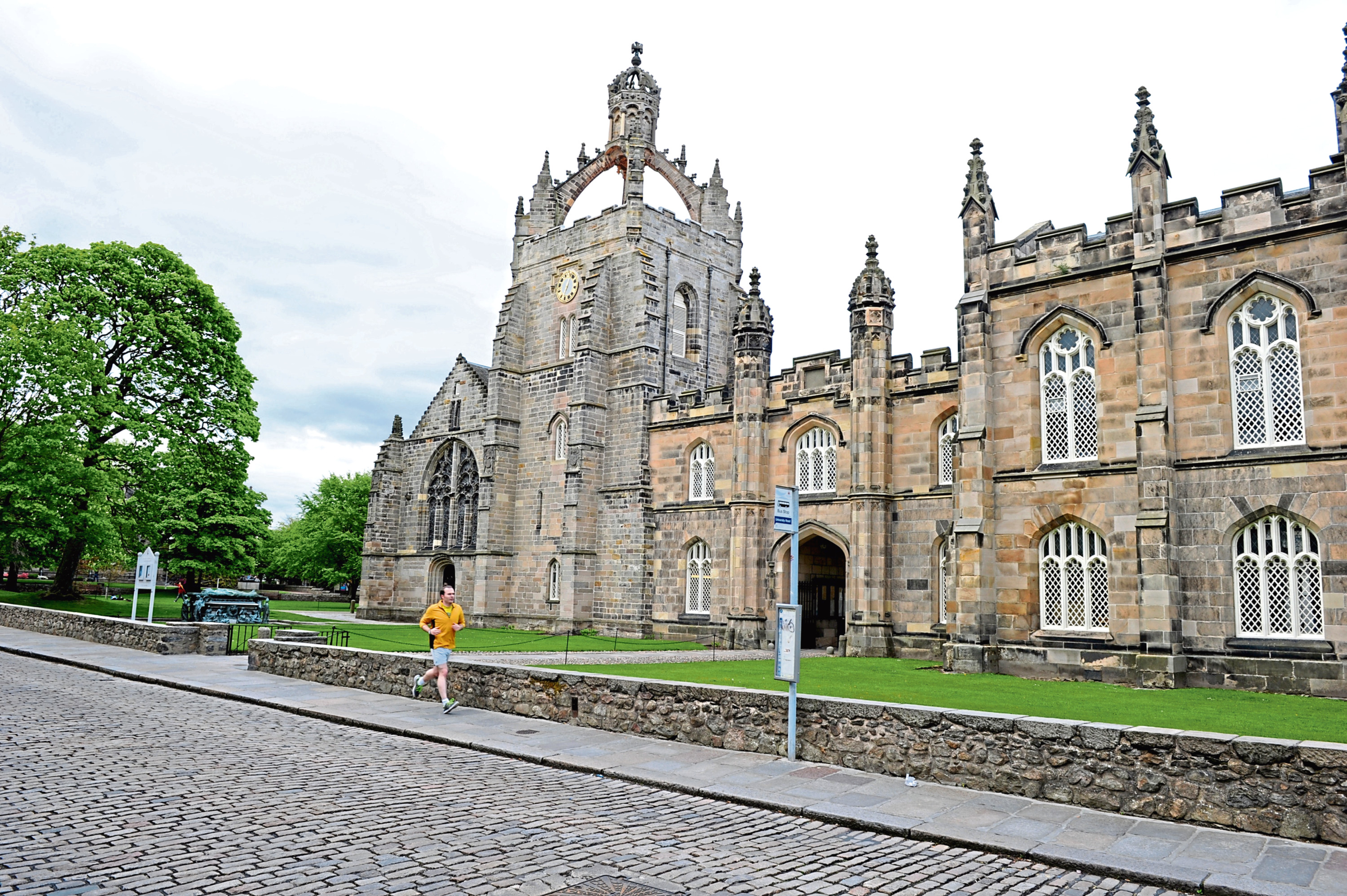 The survey has been launched by the University of Aberdeen