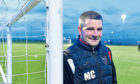 Fraserburgh manager Mark Cowie