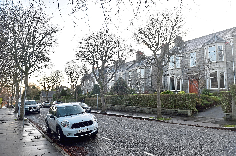 Bayview Road, Aberdeen